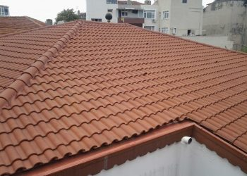 Kiremit - Shingle Çatı